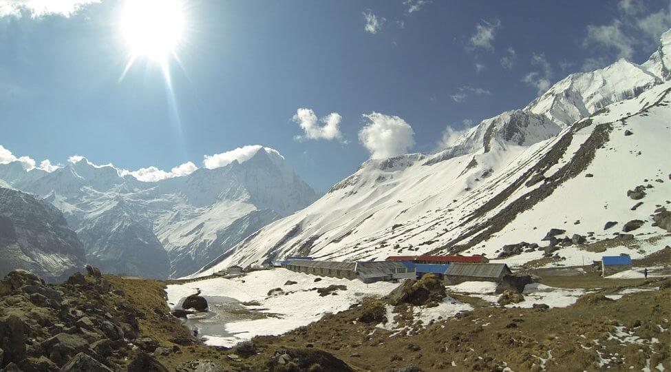 Annapurna Base Camp Trek During Summer/Monsoon
