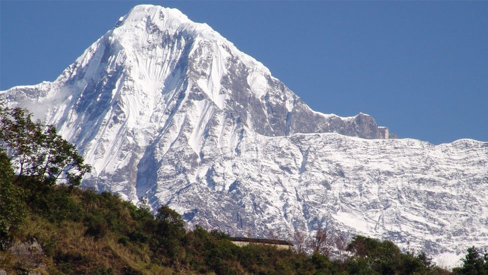 Weather of Nepal in November