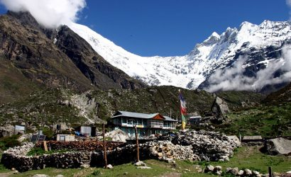 Langtang Valley Trek in November